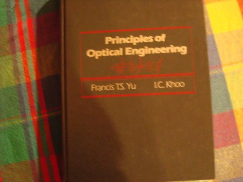 9780471605676: Principles of Optical Engineering