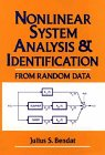 9780471606239: Nonlinear System Analysis and Identification from Random Data