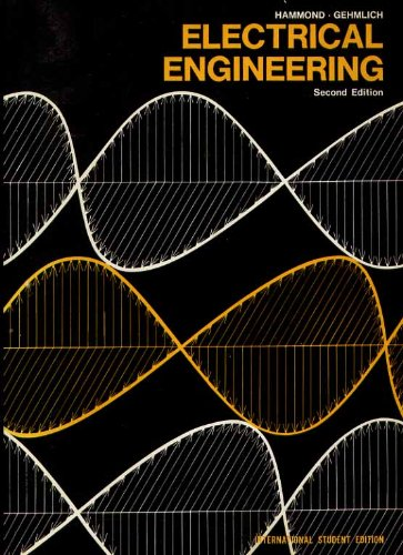 9780471606598: Electrical Engineering for All Engineers