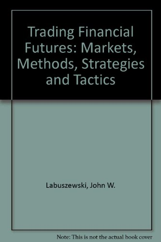 Futures trading strategies book
