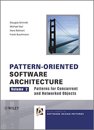 9780471606956: Pattern-Oriented Software Architecture Volume 2: Patterns for Concurrent and Networked Objects
