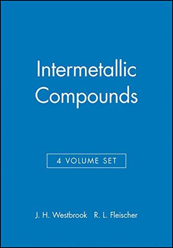 Intermetallic Compounds (Paperback): J. H. Westbrook