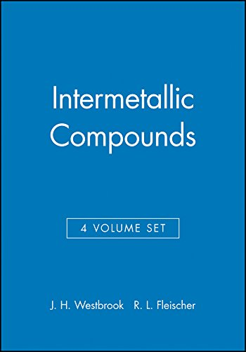 Intermetallic Compounds (Paperback): J. H. Westbrook