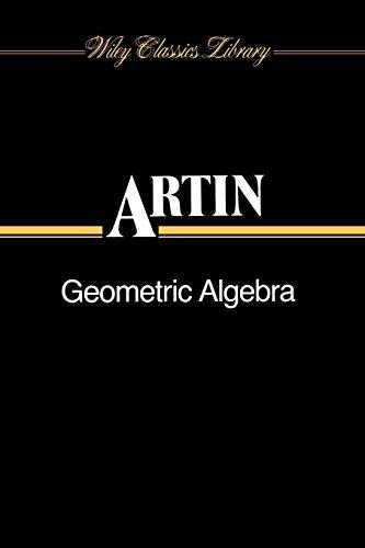 9780471608394: Geometric Algebra