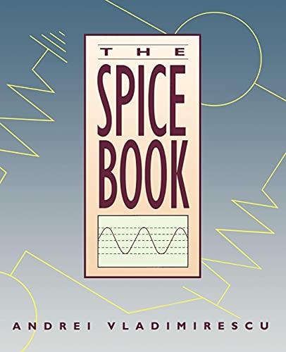 9780471609261: The SPICE Book