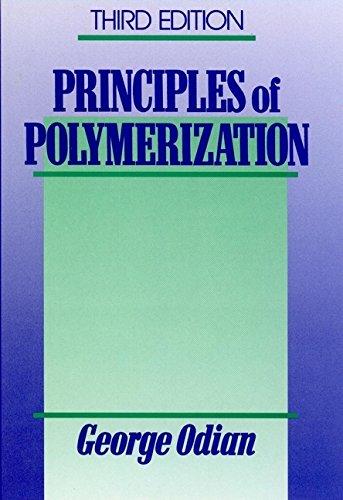 9780471610205: Principles of Polymerization