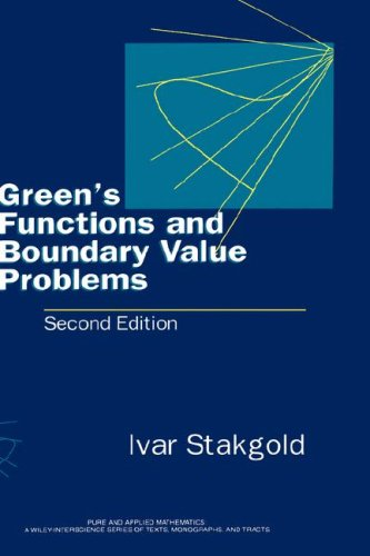 9780471610229: Green's Functions and Boundary Value Problems