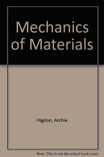 9780471610526: Mechanics of Materials