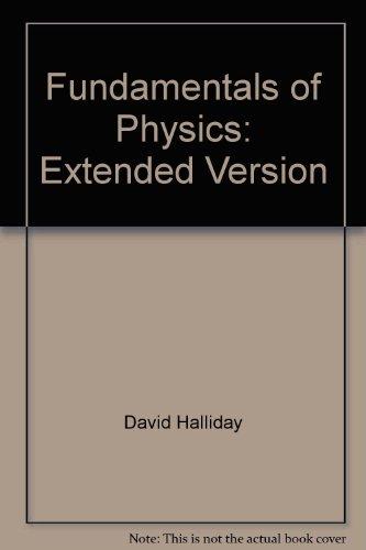 9780471610618: Fundamentals of Physics