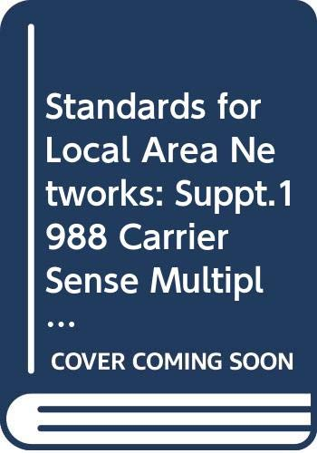 Supplements to Carrier Sense Multiple Access with: American National Standards