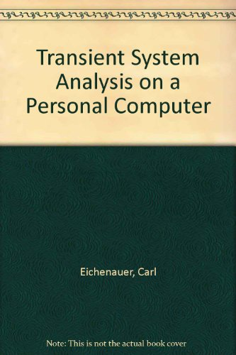 9780471612094: Transient System Analysis on a Personal Computer