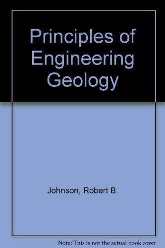 9780471612759: Principles of Engineering Geology