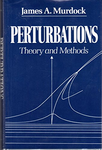 9780471612940: Perturbations: Theory and Methods