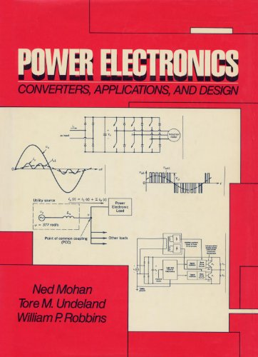 Power electronics by mohan undeland robbins pdf