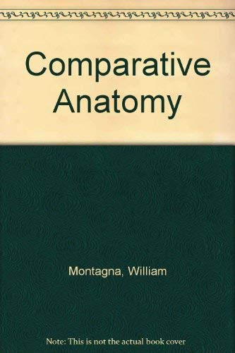 9780471613473: Comparative Anatomy
