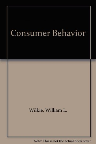 9780471613527: Consumer Behavior