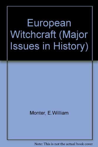 9780471614012: European Witchcraft