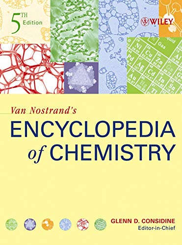 9780471615255: Van Nostrand's Encyclopedia of Chemistry, 5th Edition