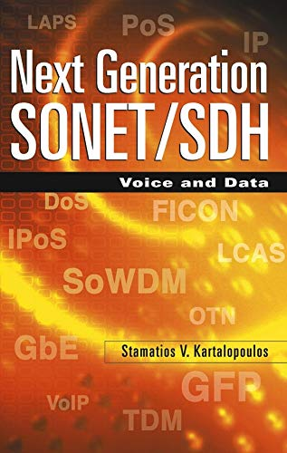 9780471615309: Next Generation SONET/SDH: Voice and Data