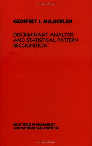 9780471615316: Discriminant Analysis and Statistical Pattern Recognition