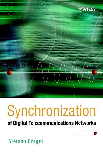 9780471615507: Synchronization of Digital Telecommunications Networks
