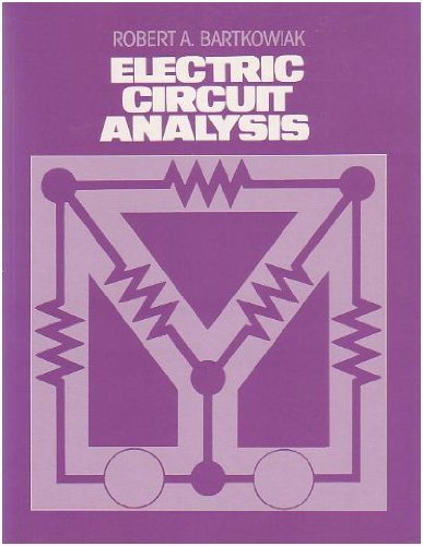 9780471616320: Electric Circuit Analysis