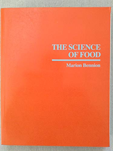 9780471616351: The Science of Food