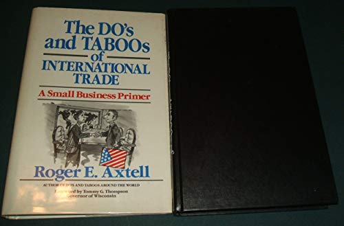 9780471616375: The Do's and Taboos of International Trade: A Small Business Primer