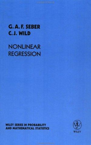 9780471617600: Nonlinear Regression