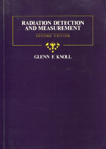9780471617617: Radiation Detection and Measurement