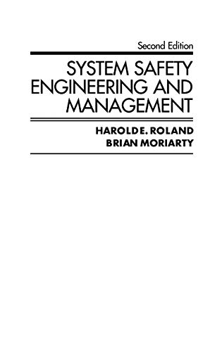 9780471618164: System Safety Engineering and Management