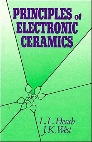 9780471618218: Principles of Electronic Ceramics