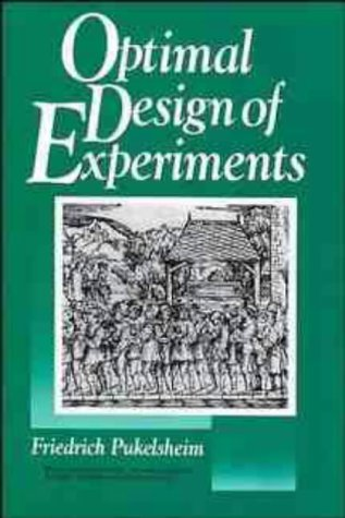 9780471619710: Optical Design of Experiment (Wiley Series in Probability and Statistics)