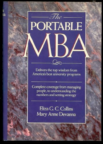 9780471619970: The Portable MBA (Portable Mba Series)