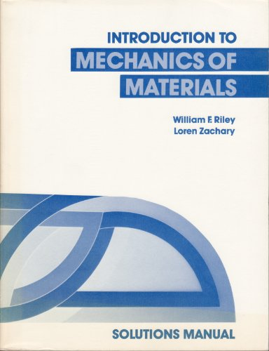 9780471620266: Introduction to Mechanics of Materials
