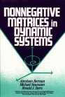 9780471620747: Nonnegative Matrices in Dynamic Systems (Pure and Applied Mathematics: A Wiley Series of Texts, Monographs and Tracts)