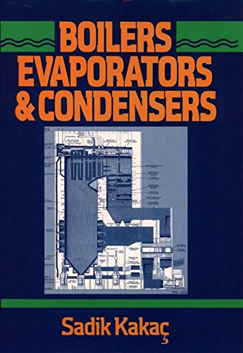 9780471621706: Boilers, Evaporators, and Condensers