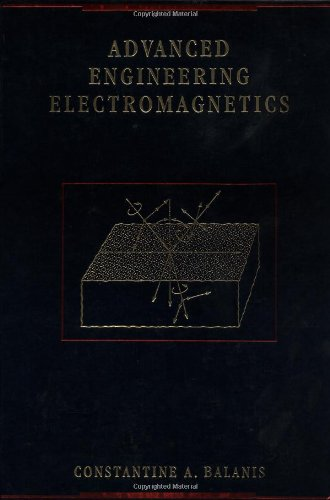 9780471621942: Advanced Engineering Electromagnetics