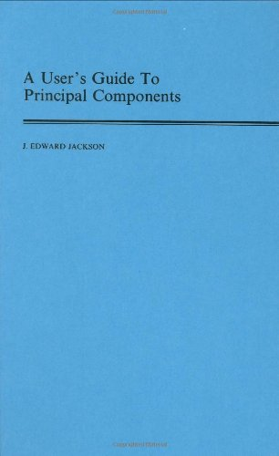 9780471622673: A User's Guide to Principal Components