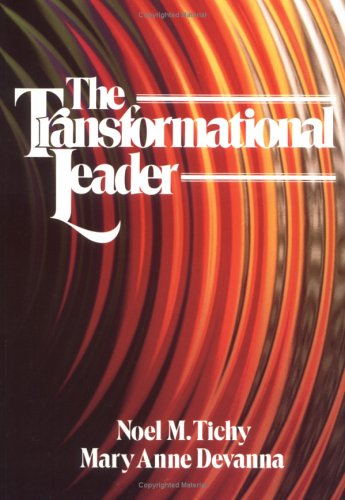 9780471623342: The Transformational Leader: The Key to Global Competitiveness