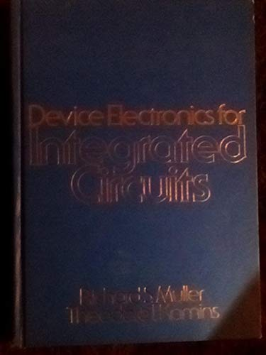 9780471623649: Device Electronics for Integrated Circuits