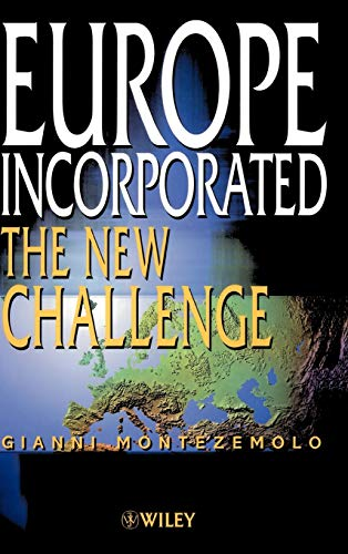9780471623885: Europe Incorporated: The New Challenge