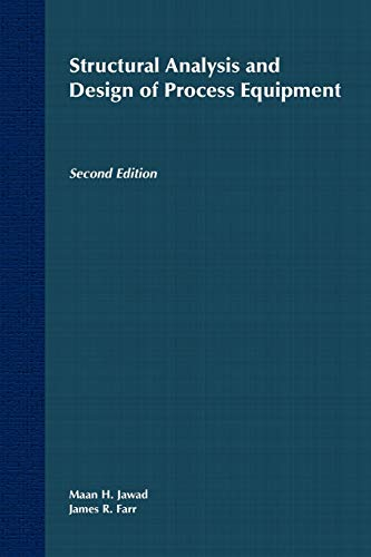 9780471624714: Structural Analysis and Design of Process Equipment
