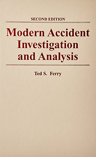 9780471624813: Modern Accident Investigation and Analysis: An Executive Guide