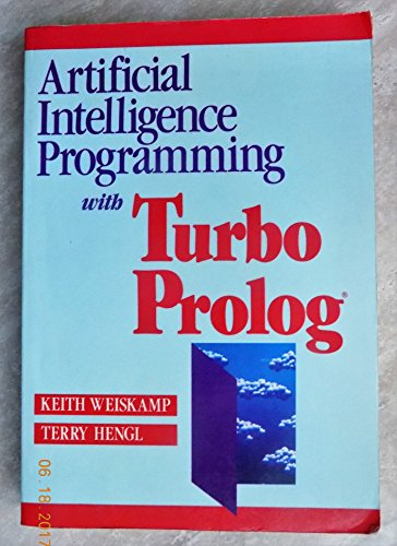 9780471627524: Exploring Artificial Intelligence With Turbo PROLOG