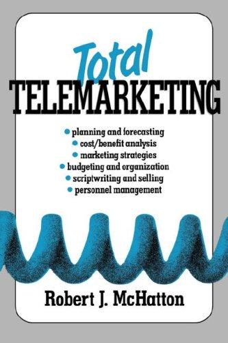 9780471627555: Total Telemarketing