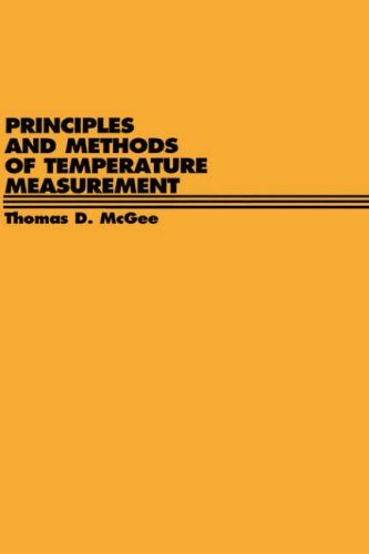 9780471627678: Principles and Methods of Temperature Measurement