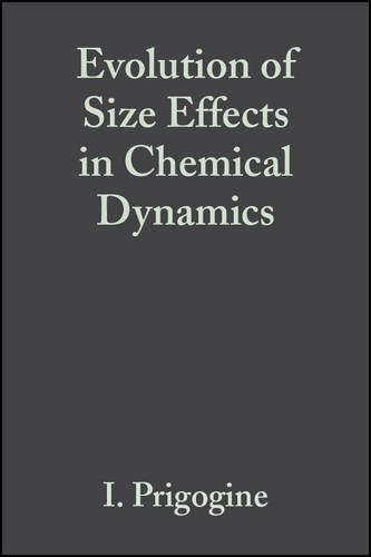 9780471627845: Advances in Chemical Physics, Volume 70, Part 1: Evolution of Size Effects in Chemical Dynamics