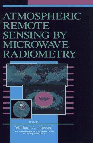 9780471628910: Atmospheric Remote Sensing by Microwave Radiometry