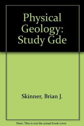 9780471629467: Physical Geology, Study Guide